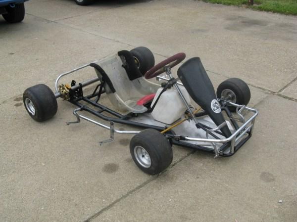 The Cap Kart v20