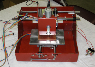 Low Cost PCB Mill lan Moyer