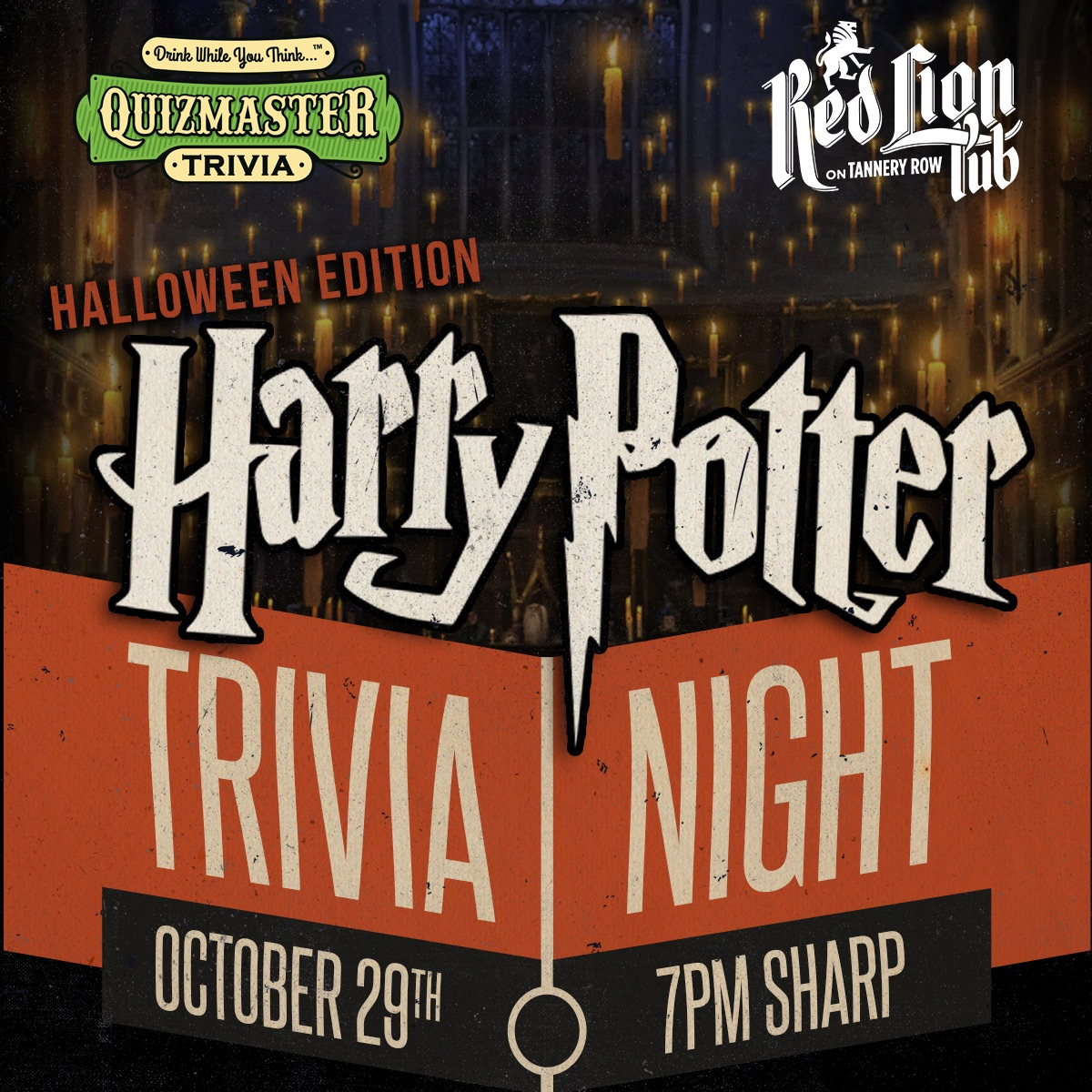 Harry Potter Trivia Halloween Edition