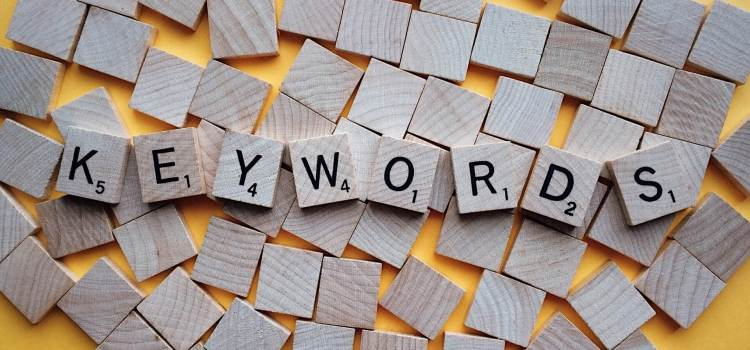 Keywords e SEO: cosa sono e perché sono importanti le parole chiave