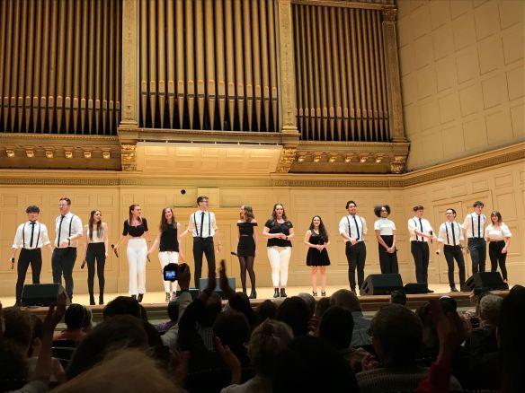 Downbeats   Northeastern Co-ed A Cappella