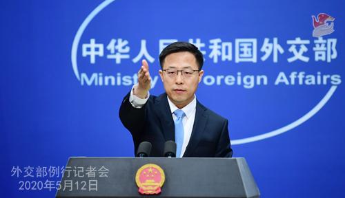 外交部發言人趙立堅和這家澳媒記者又干起來了! -6park.com