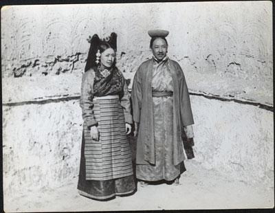 Wangdi Norbhu alias Kyibu (1896-1918) © Tibet Album