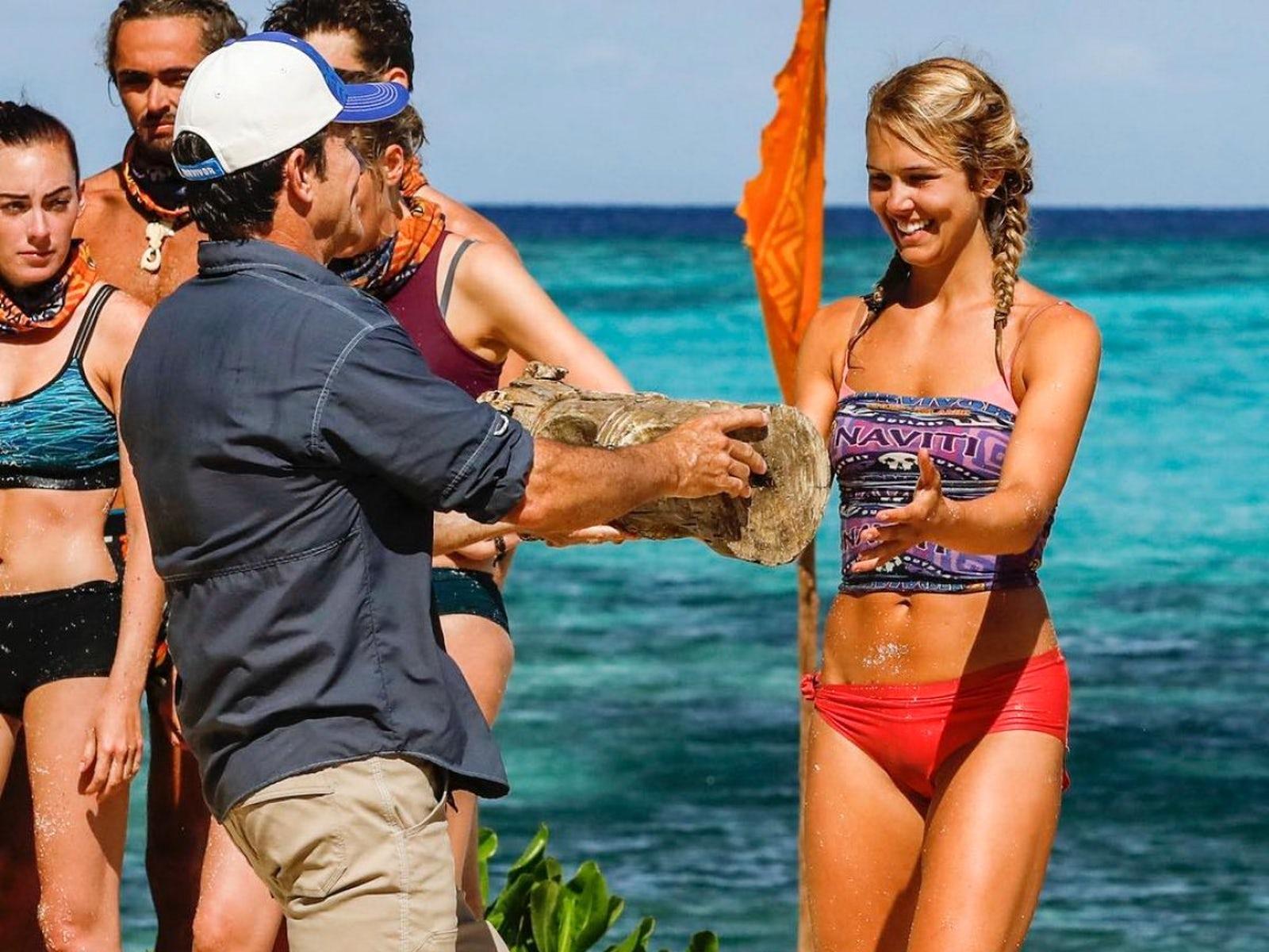 Exclusive Libby Vincek talks Survivor Ghost Island