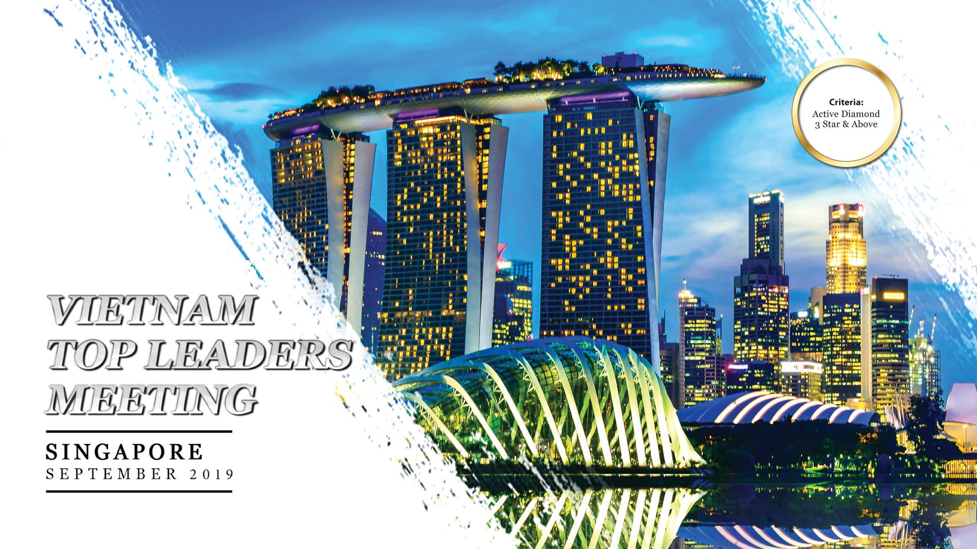 2019 Third Quarter Top Leaders Meeting – RIWAY International Group