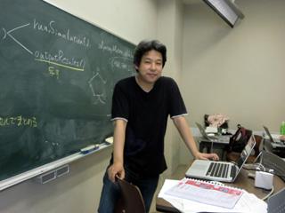 Takashi Iba, Keio University