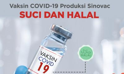 Dimulai hari ini, Menkes: Partisipasi dan Dukungan Masyarakat Tentukan Keberhasilan Vaksinasi COVID-19