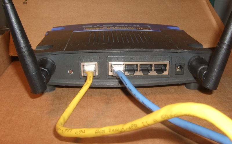 Use Home Phone Wiring For Ethernet