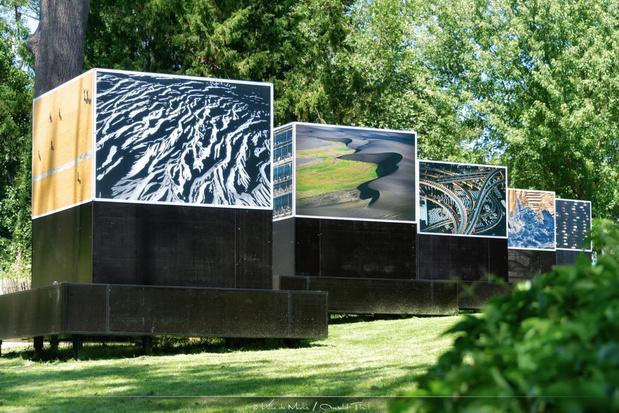 Yann Arthus-Bertrand débarque à Mons