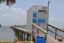 Sea Isle fishing pier