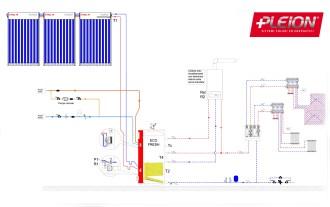 Pleion EcoFresh   Bollitore da 350 litri per ACS e integrazione riscaldamento
