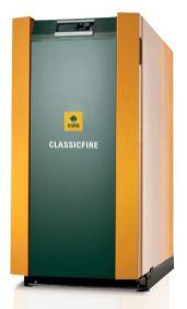Caldaia a biomassa Kwb Classicfire | Caldaia a legna spaccata