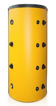 Accumulo termico KWB EmpaEco ideale per caldaia a legna spaccata