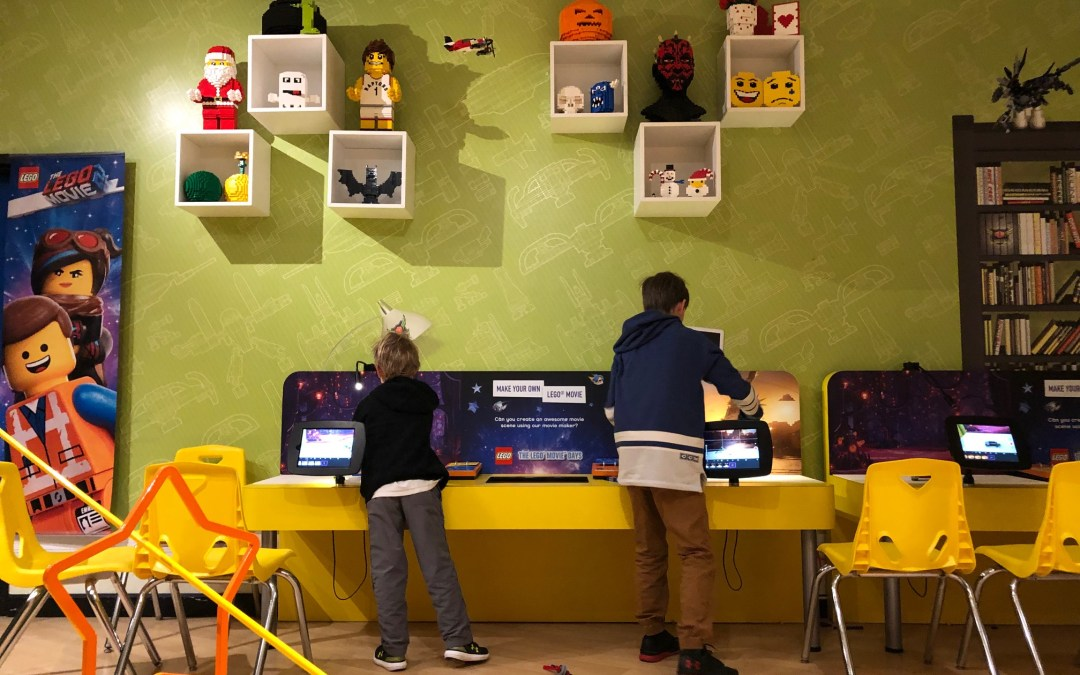 LEGO MOVIE DAYS at LEGOLAND DISCOVERY CENTRE