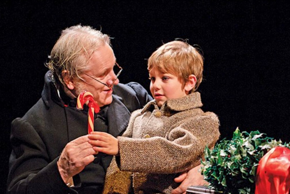 GIVEAWAY: TICKETS TO SOULPEPPER'S A CHRISTMAS CAROL