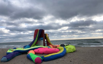 Winter Stations 2020 at Woodbine Beach