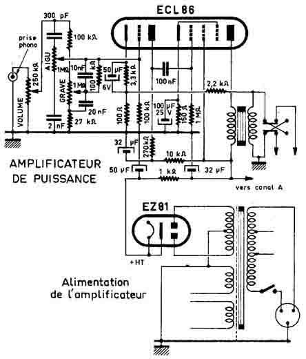 2watt audio amplifier