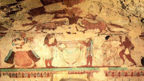 Tomba delle Leonesse