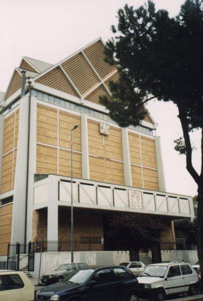 La parrocchia di San Gregorio VII Papa al Gelsomino in