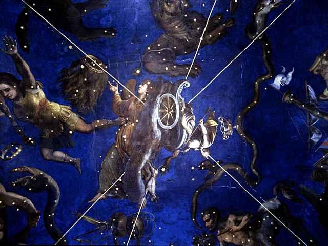 Sala dello zodiaco