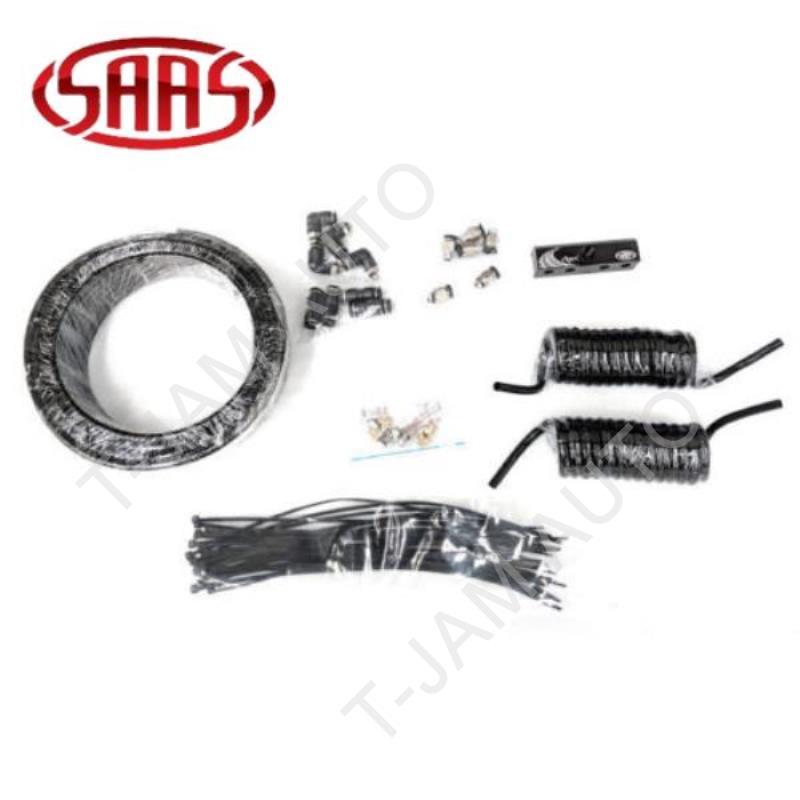SAAS Diff Breather Kit 2 or 4 Port for Mitsubishi Pajero