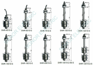 Stainless Float Switch/magnetic switch/liquid level
