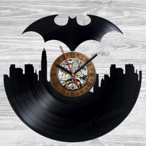 Peter Pan Vinyl Record Wall Clock Art Home Decor Decorate Your With Modern Best Gift Handmade Perfect For Fans 004