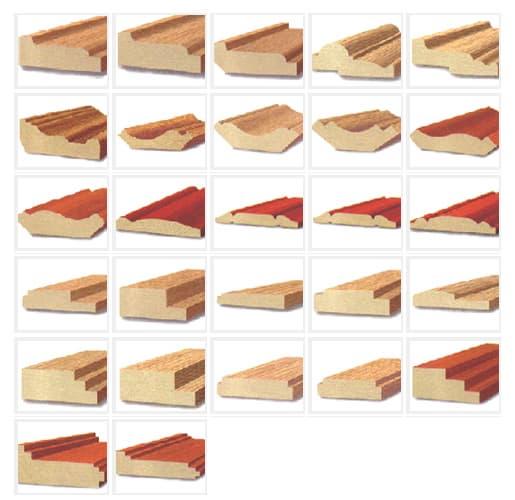 construction materials door molding pvc deco sheet from