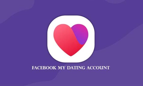 Dating account on Facebook