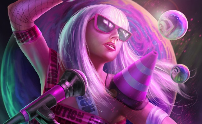 Smite Game Xbox One Hot Girl Hd Wallpaper