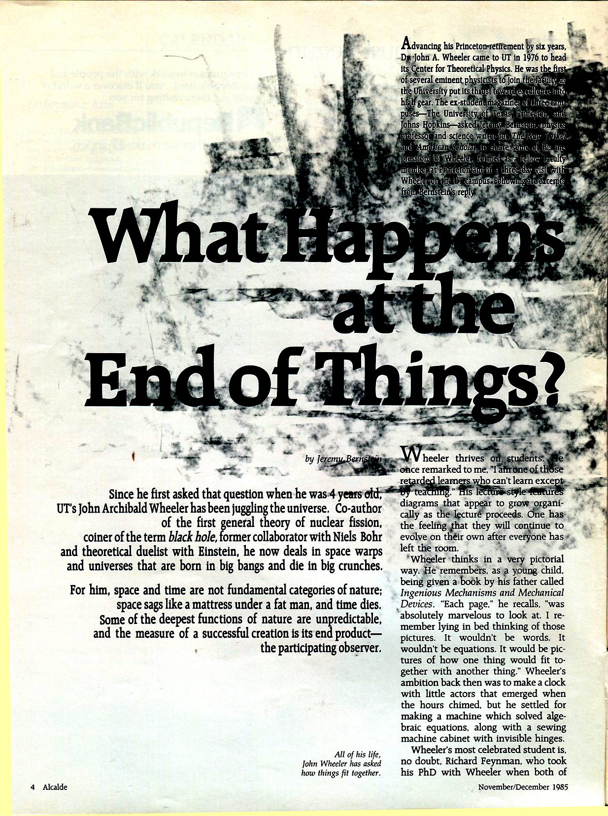 hight resolution of  what happens at the end of thing the acalde ut alumni magazine nov dec 1985