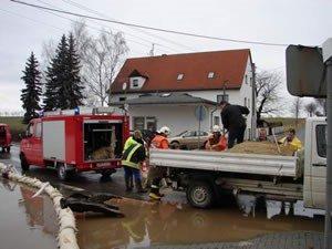 Jahrhunderthochwasser 2002