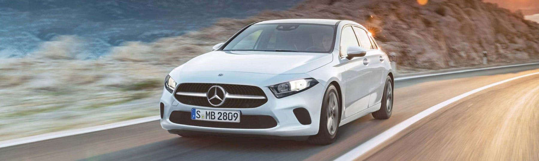 Mercedes-Benz A-Class Motability Offers   Mercedes-Benz Mobility