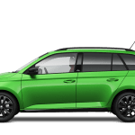 Skoda Fabia Estate 1 0 Tsi Monte Carlo 5dr Lease Group 1 Skoda