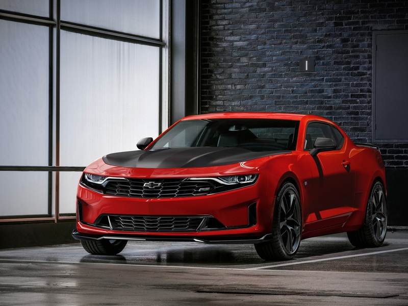 Do You Love Or Hate The Refreshed New 2019 Chevy Camaro