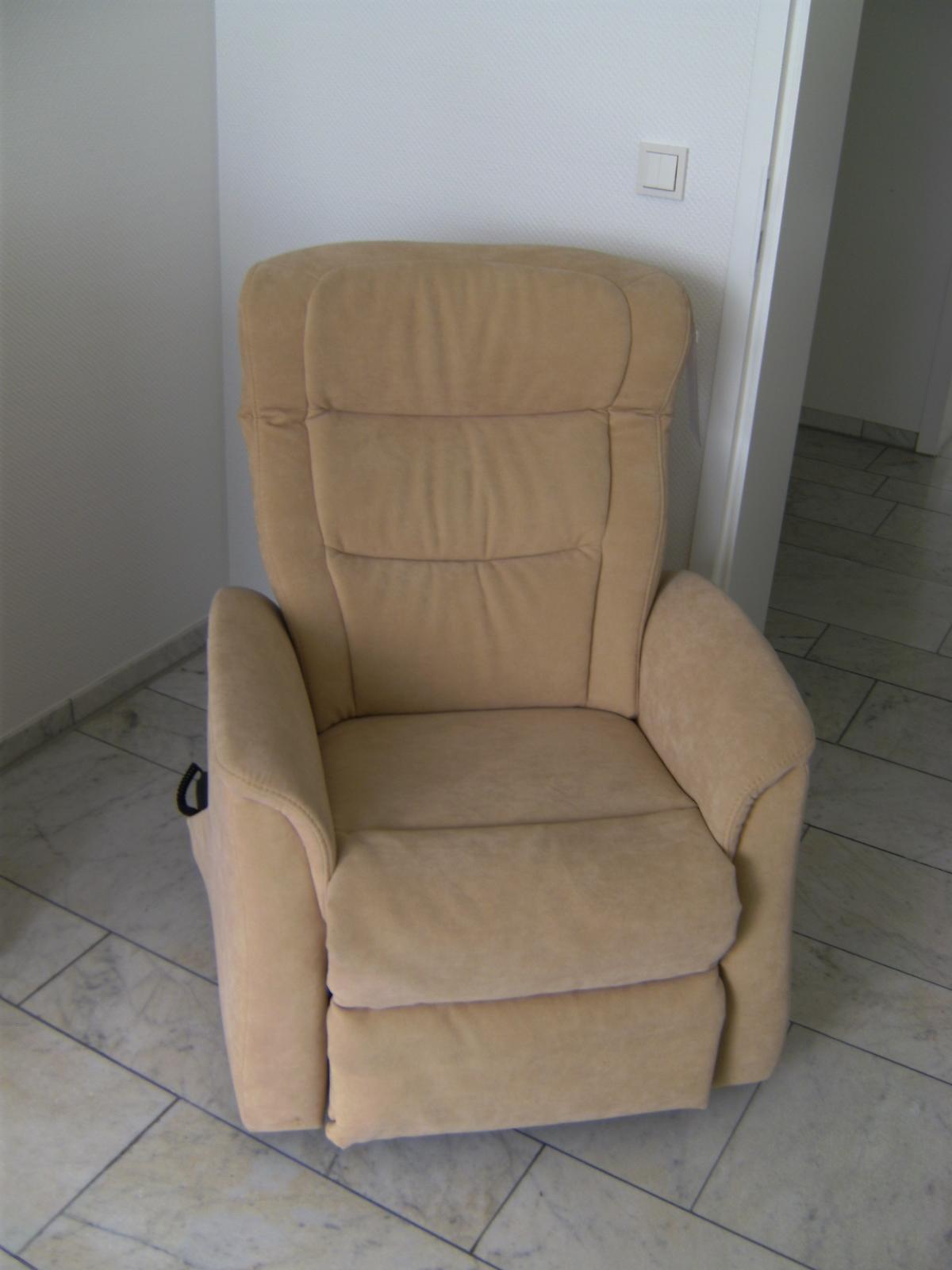 Ebay Himolla Sessel Himolla Zerostress Leder Sofa Inka Orange Rot