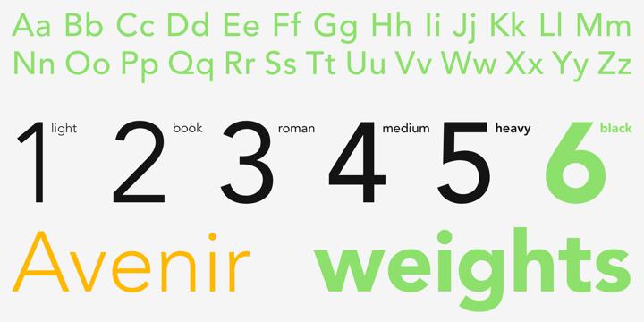 best-fonts-designers-avenir