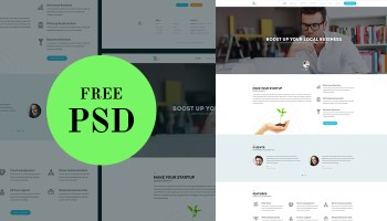Bootstrap Grid System Photoshop Action - 1170px