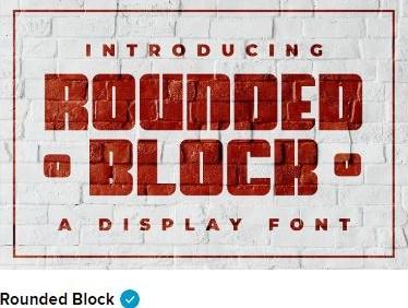 Rounded Blocks Web3Canvas