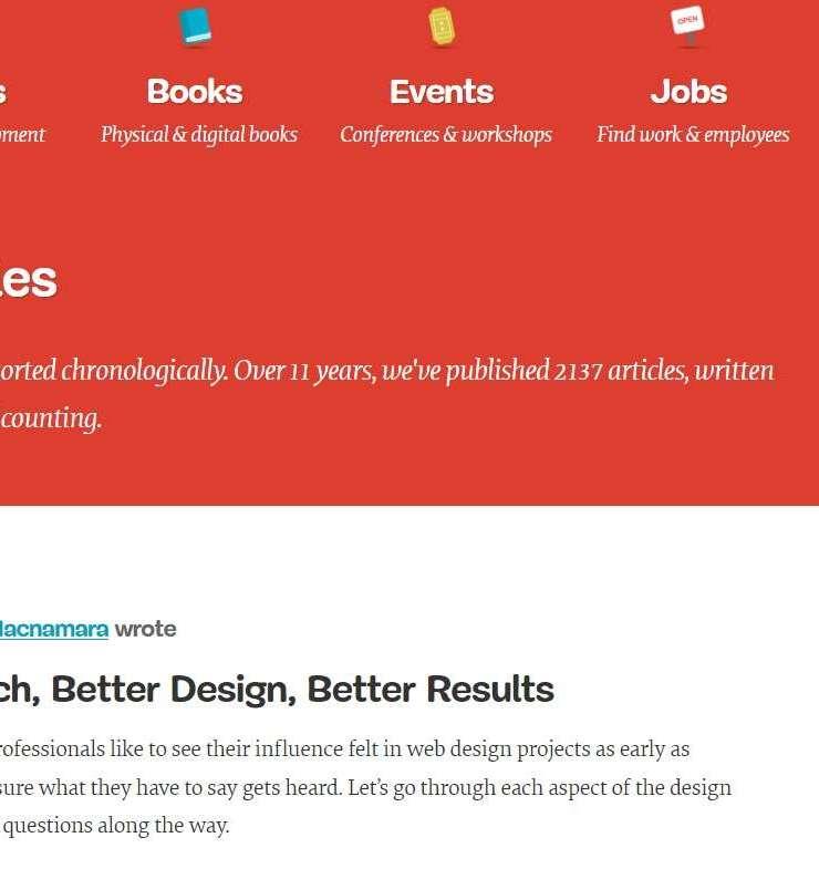 Best Web Design And Development Blogs Web3canvas