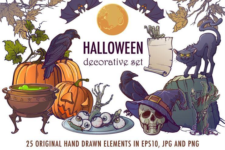 Halloween Designs Constructor Web3Canvas