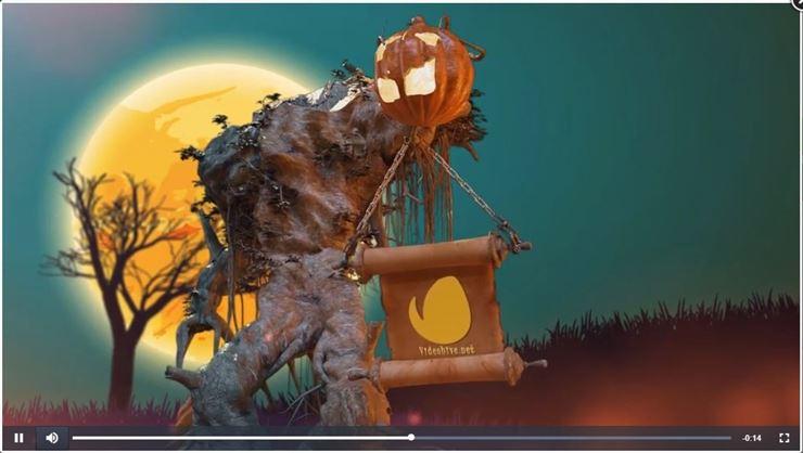 Halloween Video - 3 Web3Canvas