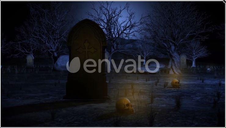 Halloween Video - 6 Web3Canvas