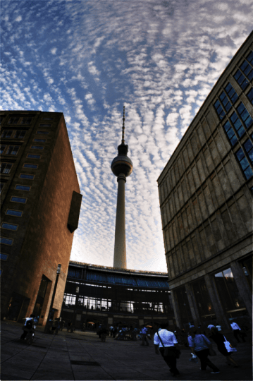 Photo - HDR - Berlin Alexanderplatz