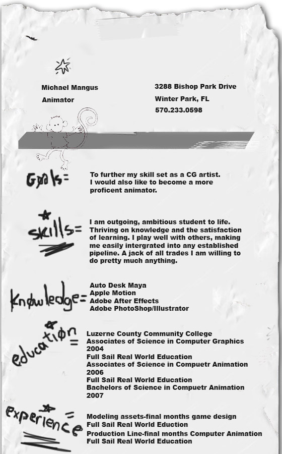 30 CV Resume Design Inspiration Web3mantra
