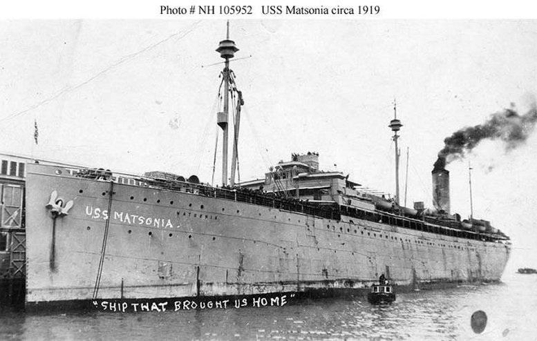 SS MAtsonia