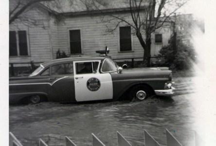 MPD 1937 Ford