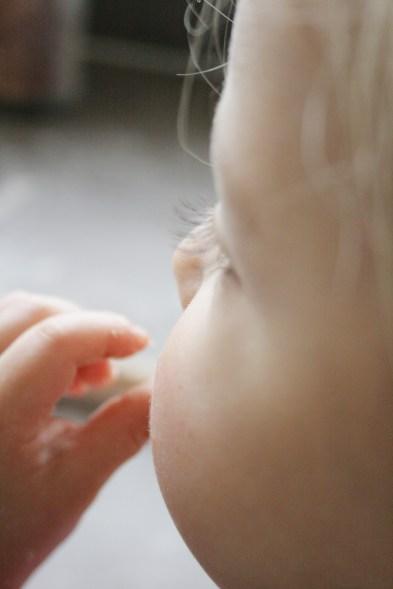 Schwofen vorm Ofen: Finger ablecken nicht vergessen. Foto: Julia Marre