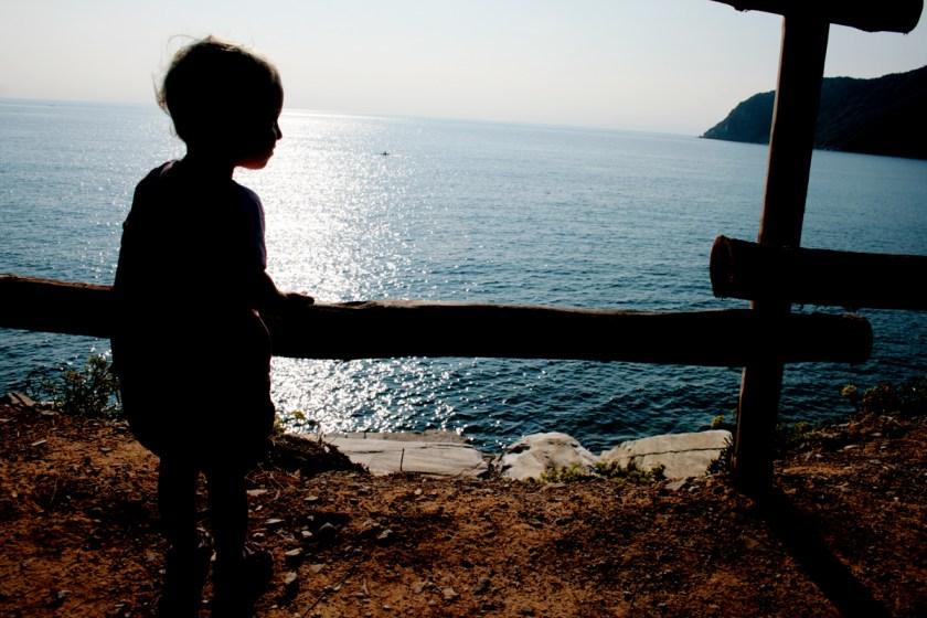 Ferien am Meer. Foto: Julia Marre