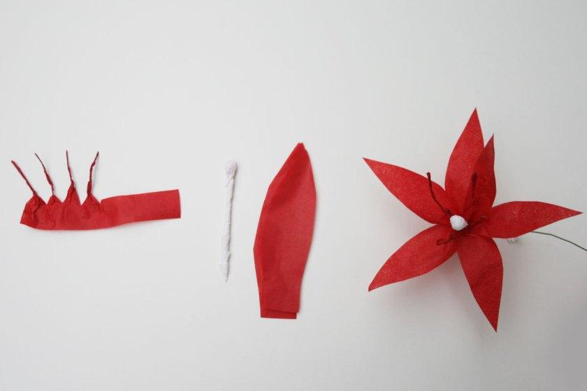 Mit Stil und Blüte: Papierblumen basteln